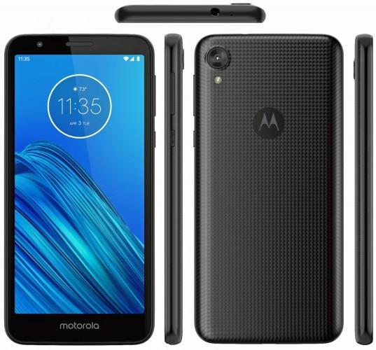 Motorola Moto E6 New Render Surfaced Online