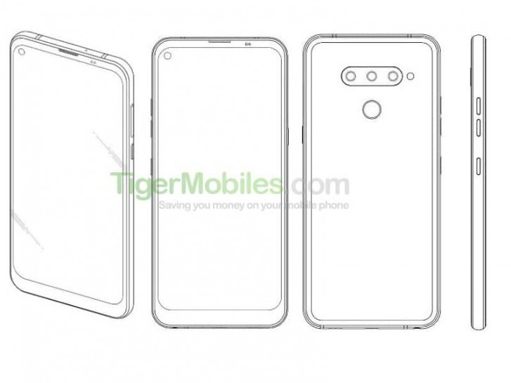 A New LG Patent Surfaced Online