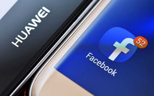 Huawei and Facebook