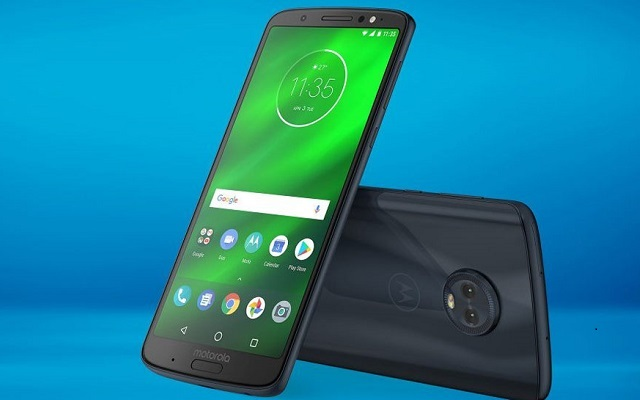 Motorola Moto E6 Render Hints At Textured Back Panel