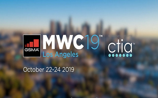 GSMA Announces First Keynote Speakers for MWC Los Angeles 2019 In Partnership With CTIA