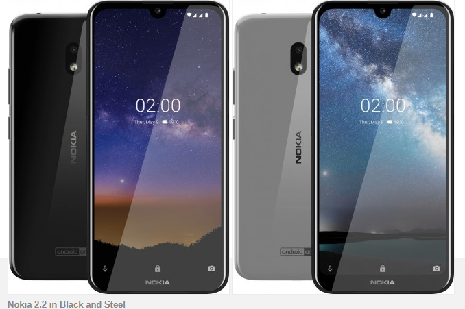 Nokia 2.2 Specs, Color Options & Price