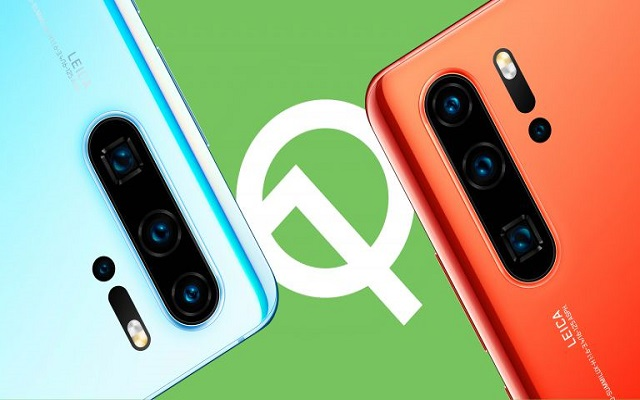 These 11 Huawei Phones Will Soon Get Android Q Update