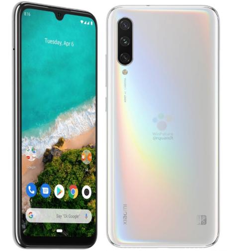 Xiaomi Mi A3 Specs, Color Options & Design