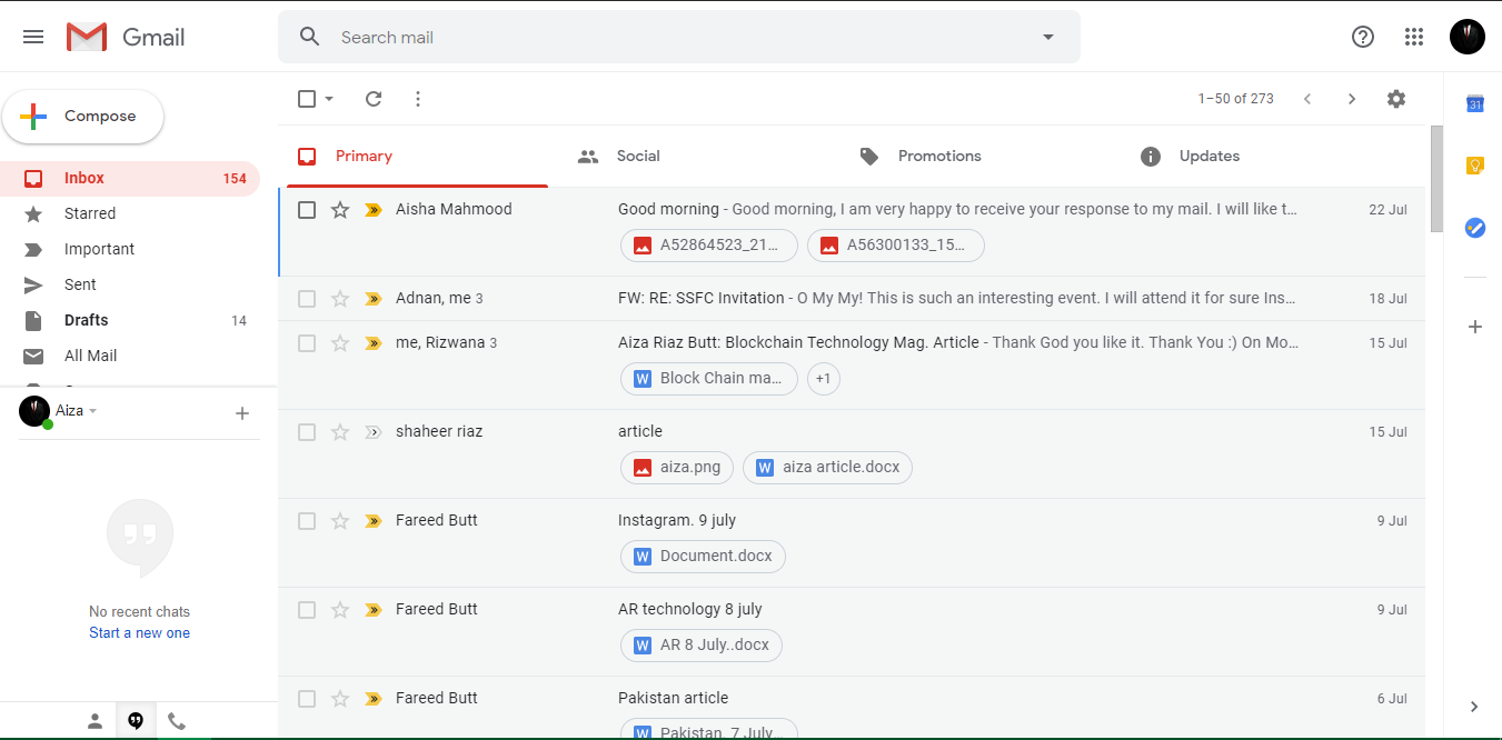 How To Organize Your Gmail Inbox?