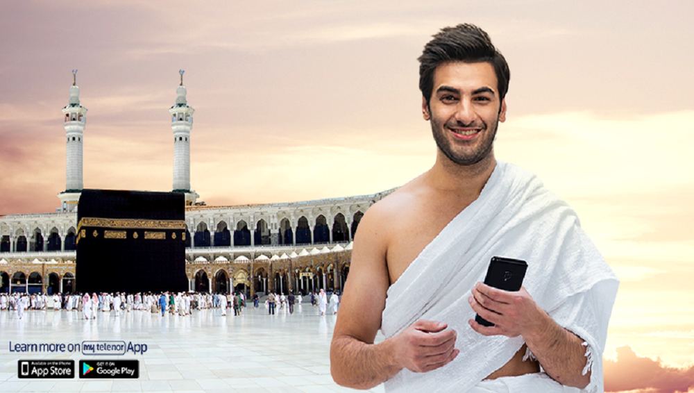 Telenor Hajj bundle