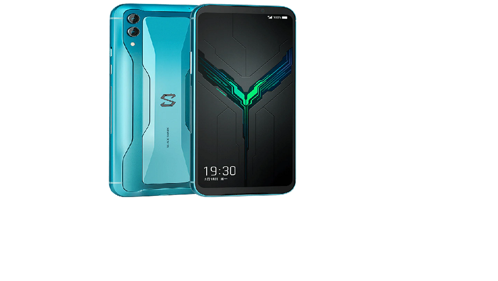 The Black Shark 2 Pro will appear in Black, Blue and Ice colors