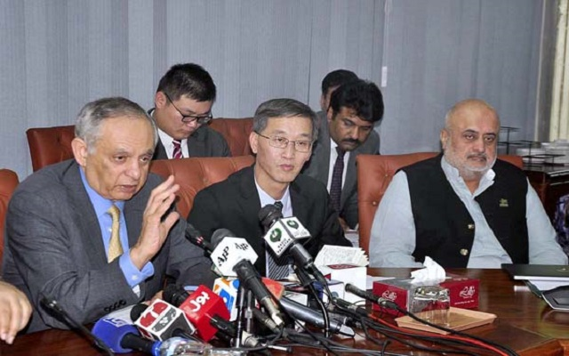 Chinese Investment Delegation Desires to Invest $1bn in Pakistan's Various Sectors