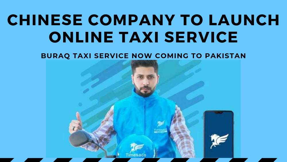 Photo of Chinese Company Launches New Online Taxi Service in Pakistan
