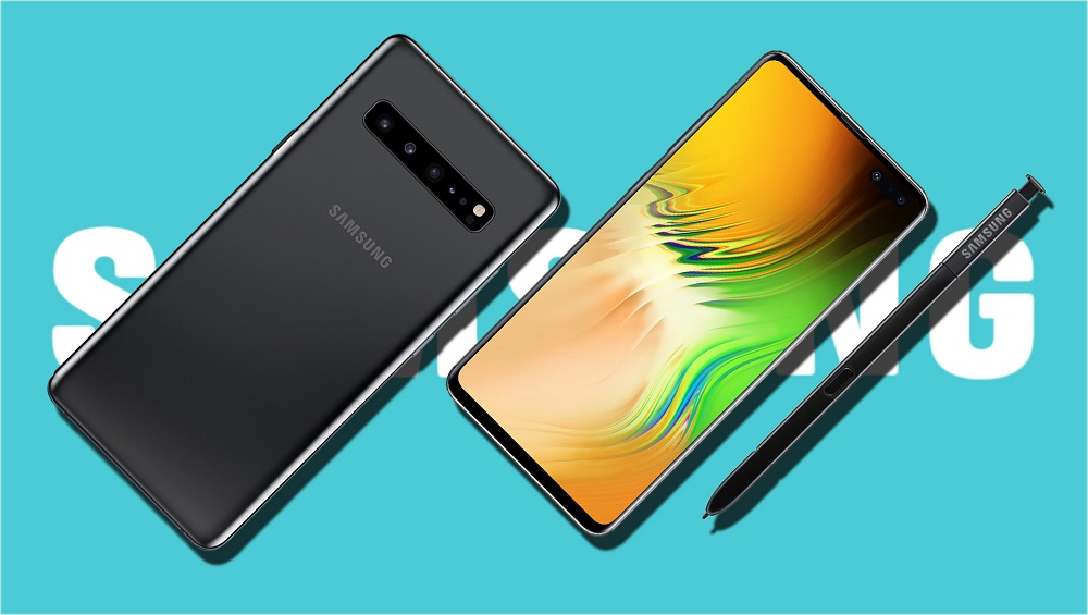 Galaxy Note 10/+ Aura Glow Colored Variant Surfaced Online