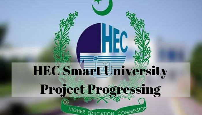 HEC Smart University Project aims to provide blanket WiFi connectivity