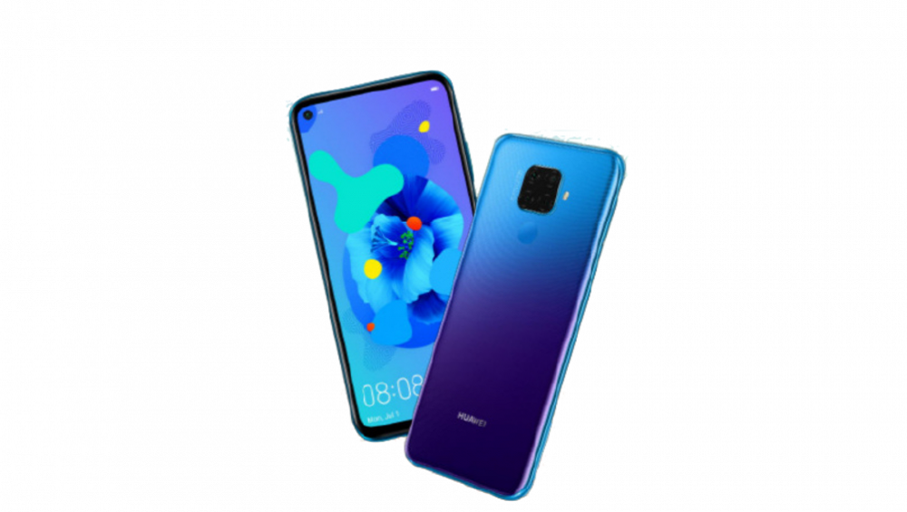 Huawei Nova 5i Pro Debuts With Price Starting From CNY2199