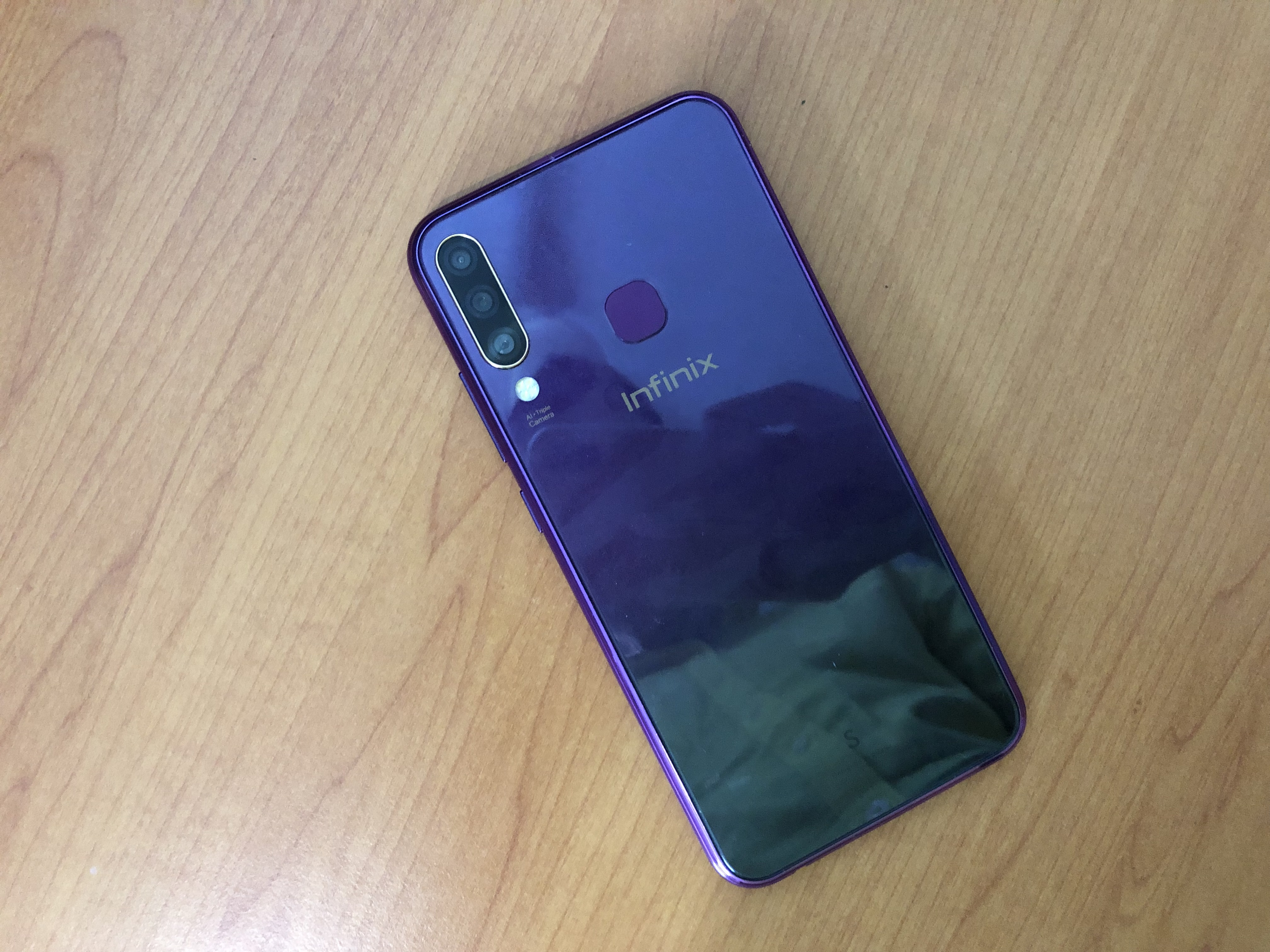 Infinix S4 Review