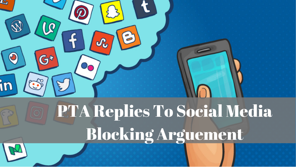 PTA Replies To Social Media Blocking Arguement