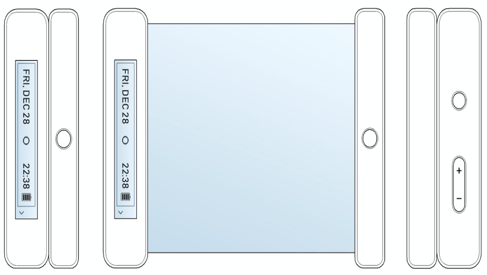 This would be the Name of LG Rollable Phone