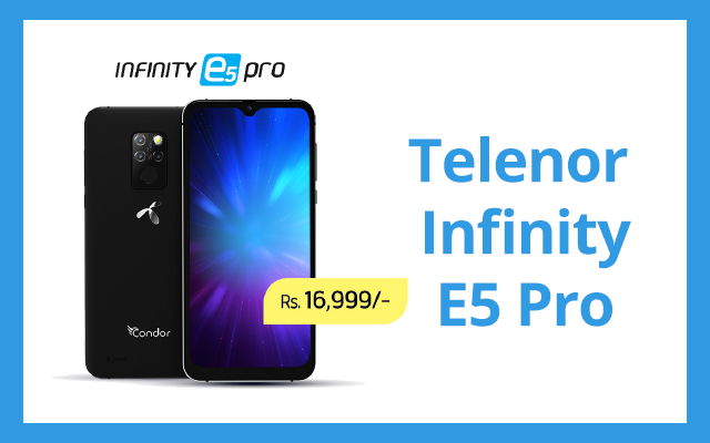 Telenor Infinity E5 Pro Review