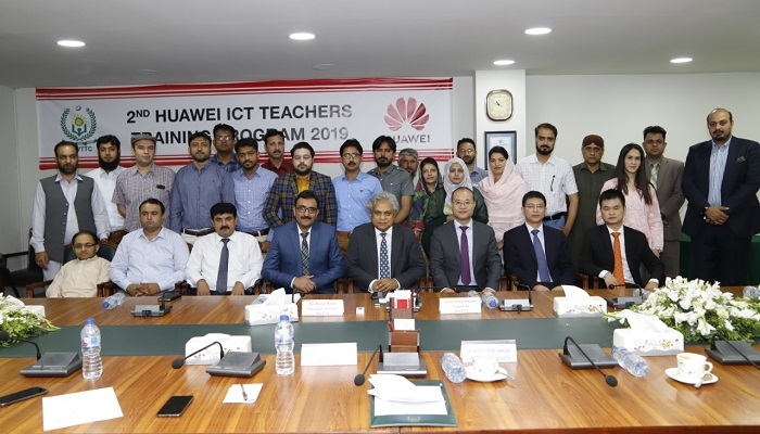 training program huawei ICT