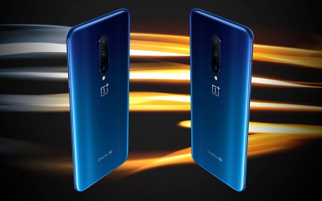 OnePlus 7 Pro 5G Got Updated With OxygenOS 9.5.5