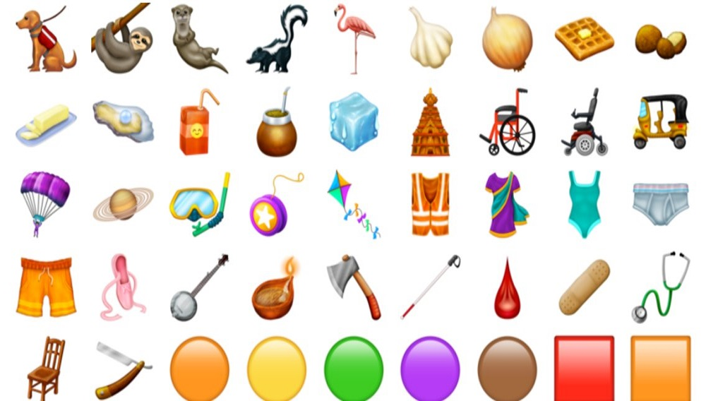 These new iPhone Emojis will blow your mind