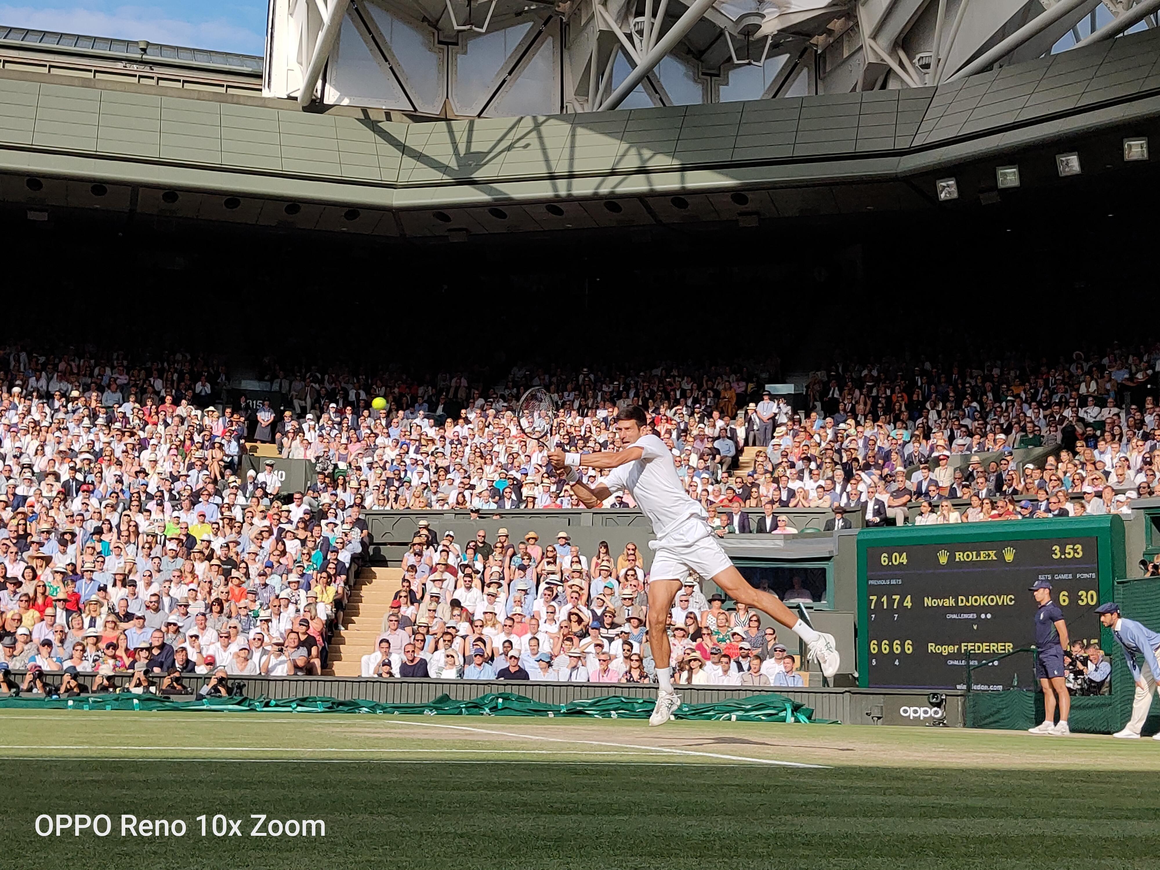 Novak Djokovic takes inspiration from Roger Federer, says Becker
