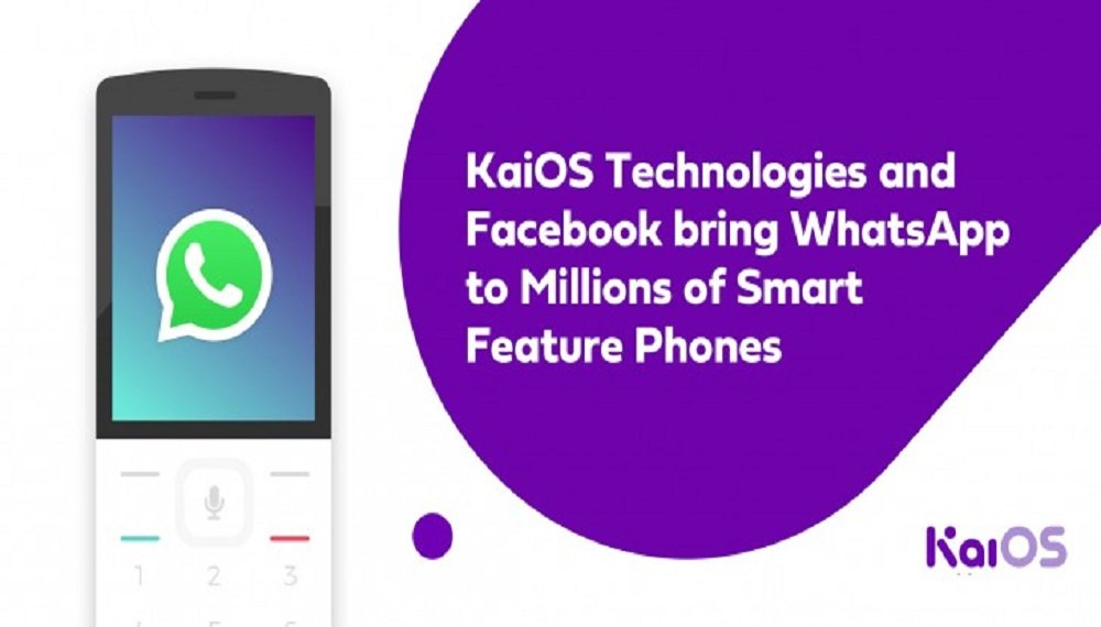 WhatsApp for KaiOS Arrives for Feature Phones