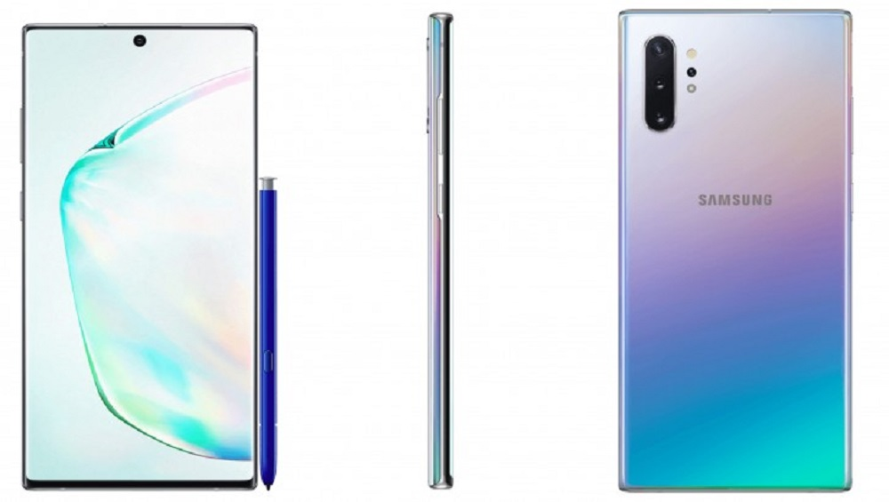 Galaxy Note10+ 5G Spotted In Verizon Press Image