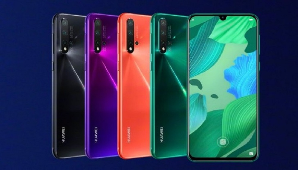 Huawei Nova 5i Launch Date Revealed