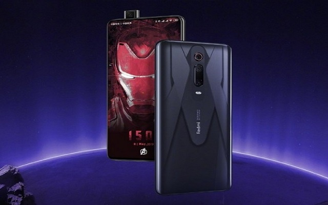 Xiaomi Unveils Redmi K20 Pro Avengers Edition As A Tribute To Marvel Heroes