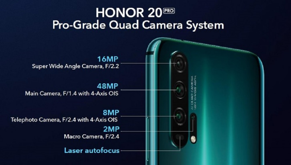 Get Ready For Eid Feast as Honor 20 Pro to Launch in Pakistan