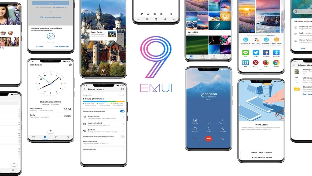 Huawei EMUI Update