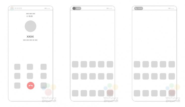Huawei Under Screen Camera Patent Surfaces on Internet