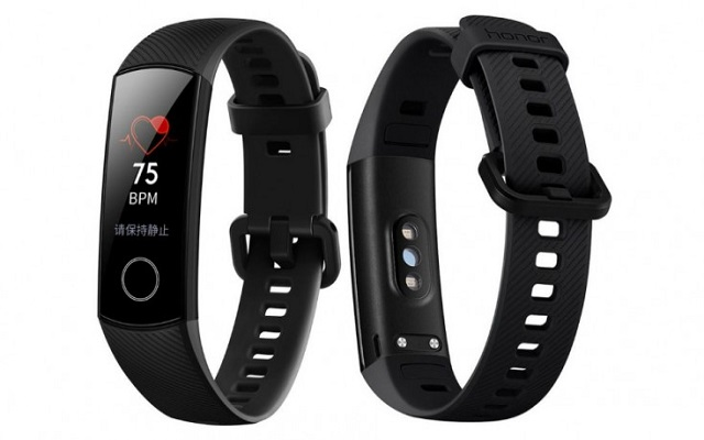 Honor Band 5 Launch Seems Imminent