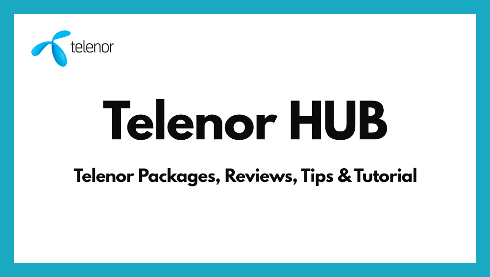 telenor packages hub