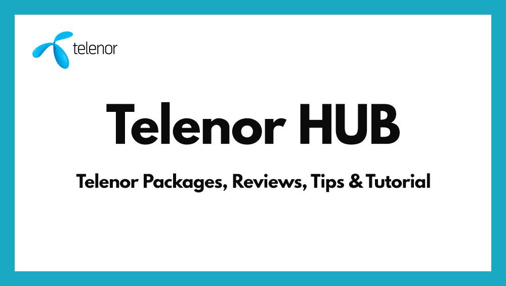 telenor packages hub