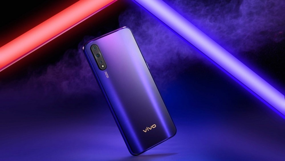 Vivo Z5 Live Image Hints At 22.5W Fast Charging