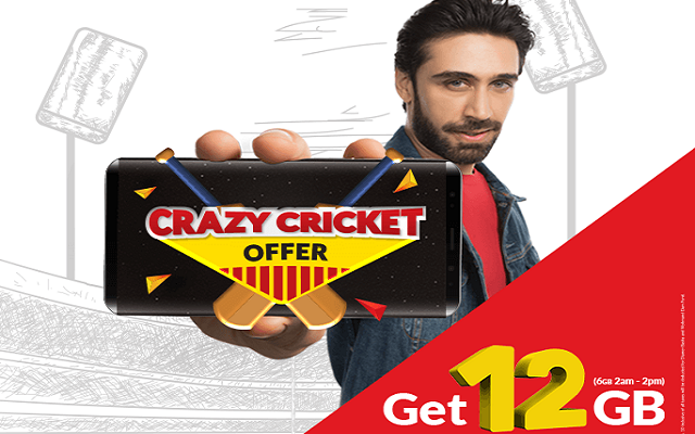 Photo of Jazz Crazy Cricket Offer Gives You the Ease of Watching World Cup in Just Rs. 190