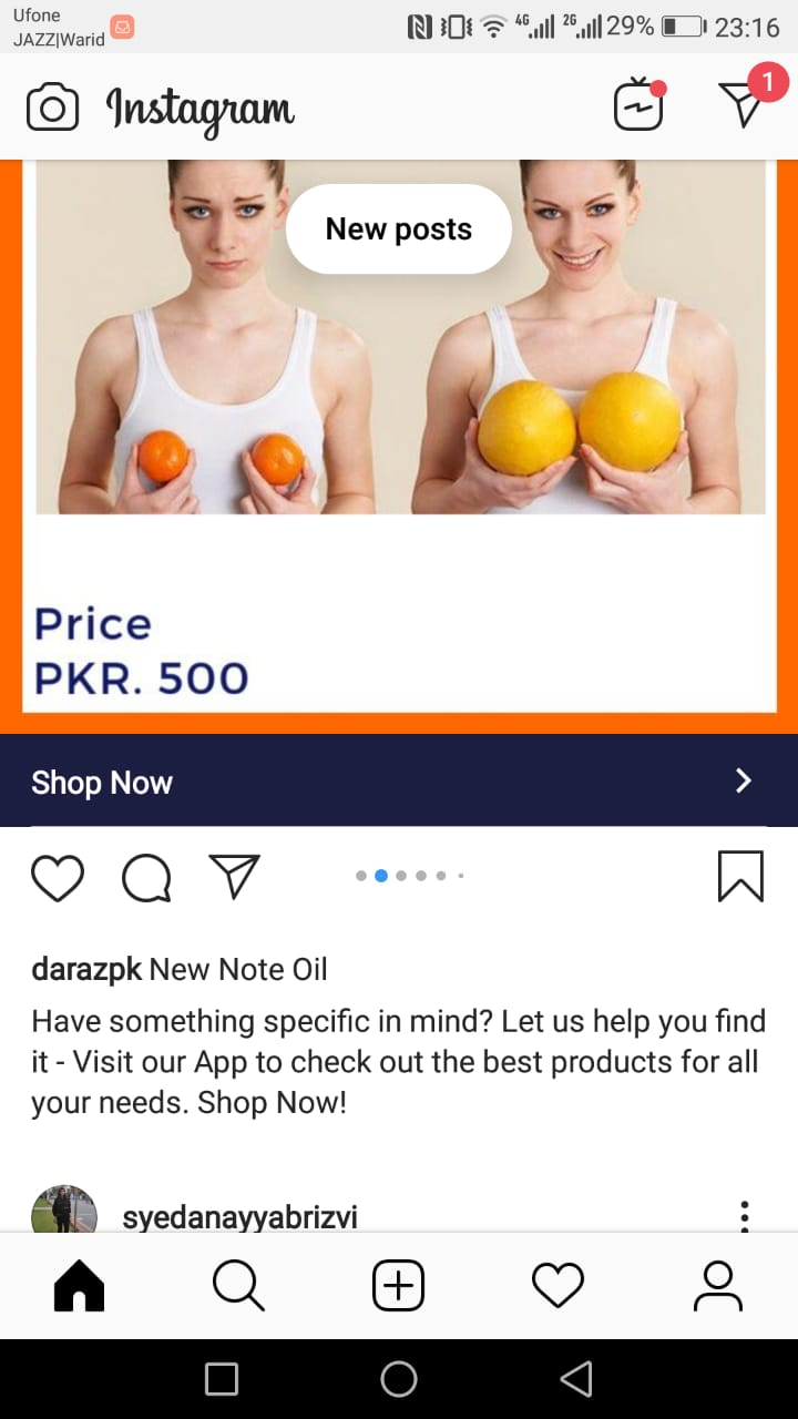 Daraz Fake Marketing techniques