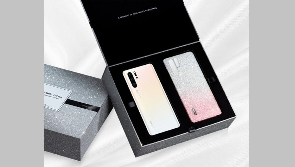 Huawei P30 Pro Gets Swarovski Crystal Case As an Eid Gift