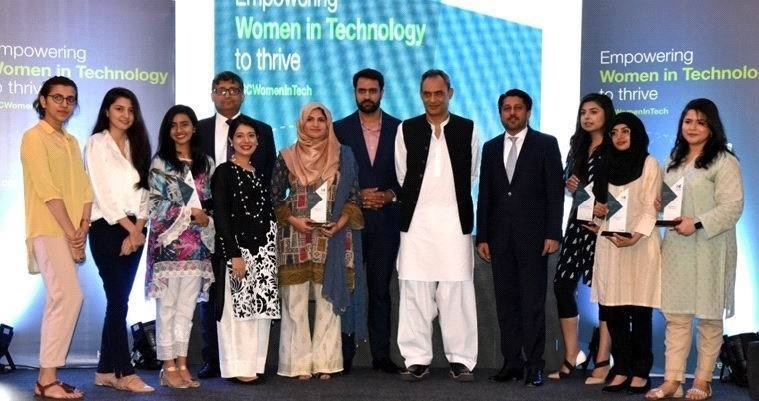 Nestlings Shine Bright at SC Women in Tech Pakistan