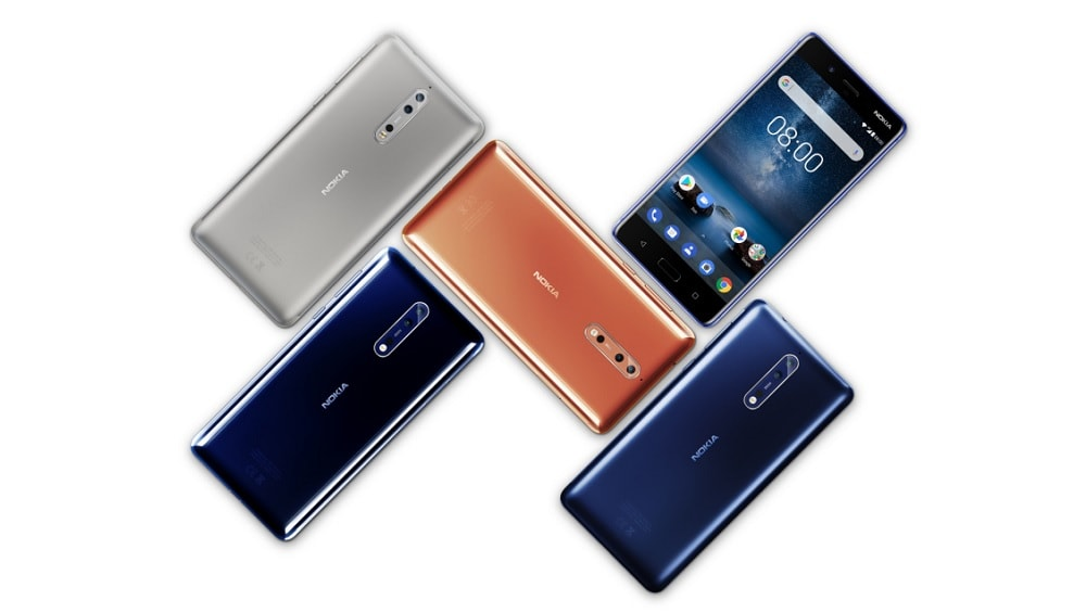 Nokia New Smartphones launch