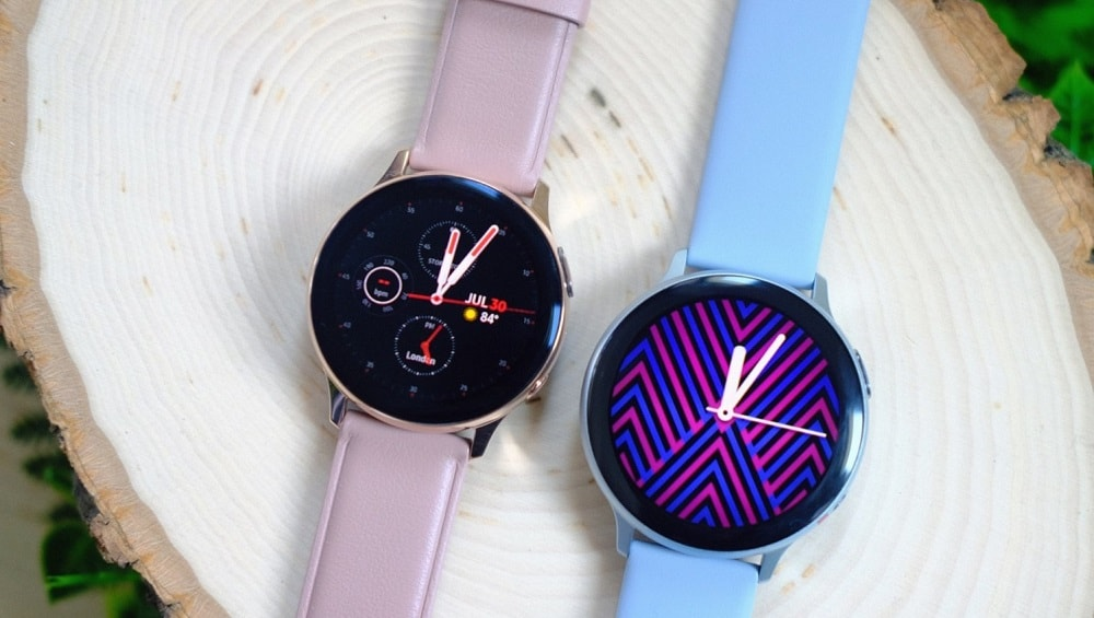 Samsung Galaxy Watch Active2 Lands with ECG sensor