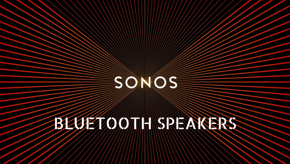Sonos Bluetooth Speakers Are Almost Here