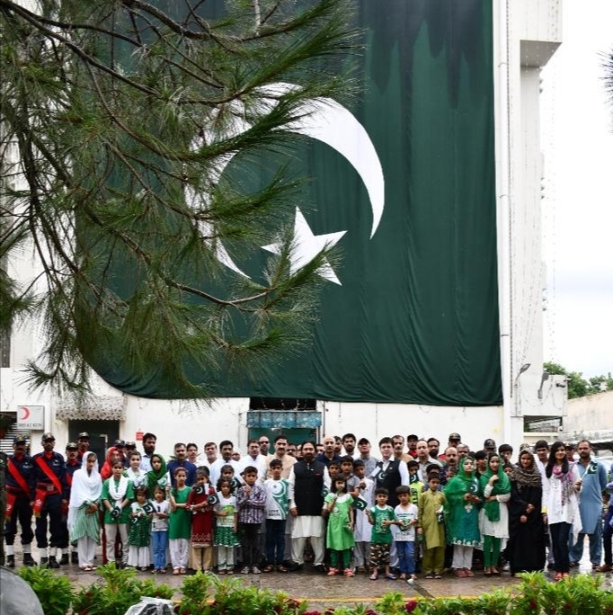 PTCL Celebrates Independence Day Across Pakistan