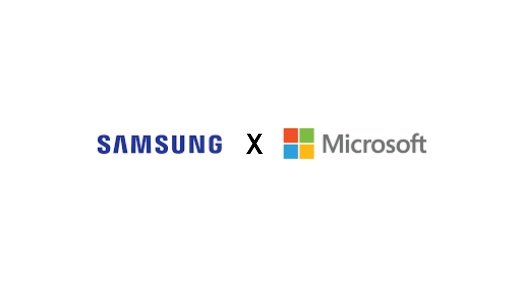 Microsoft X Samsung - Working Together In Note 10