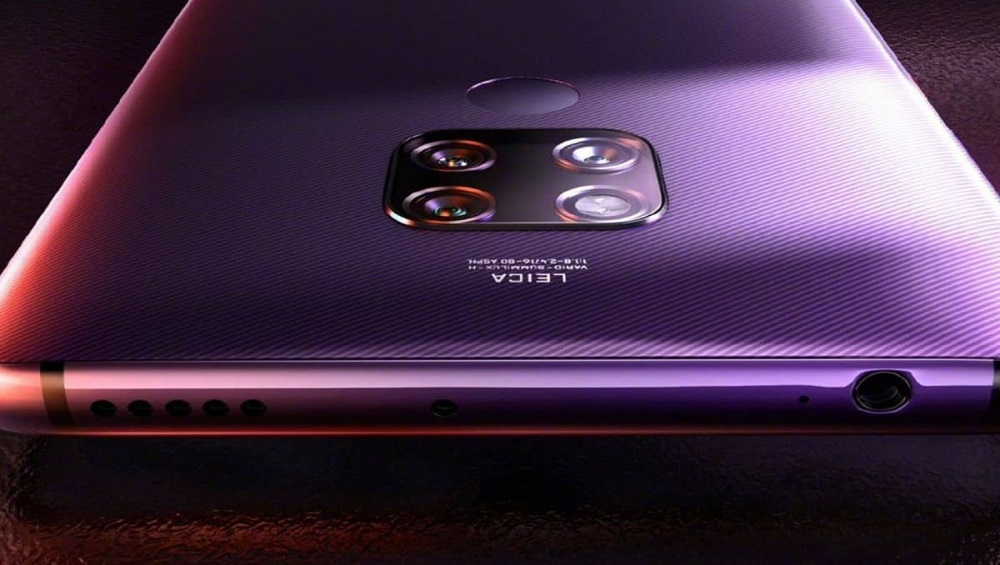Battery Capacities of Huawei Mate 30 and Mate 30 Pro Leaked