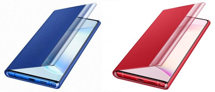Galaxy Note10 Case Renders