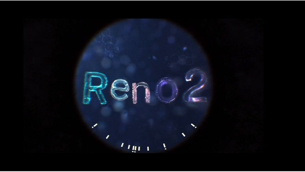 OPPO Reno2 Official Teaser