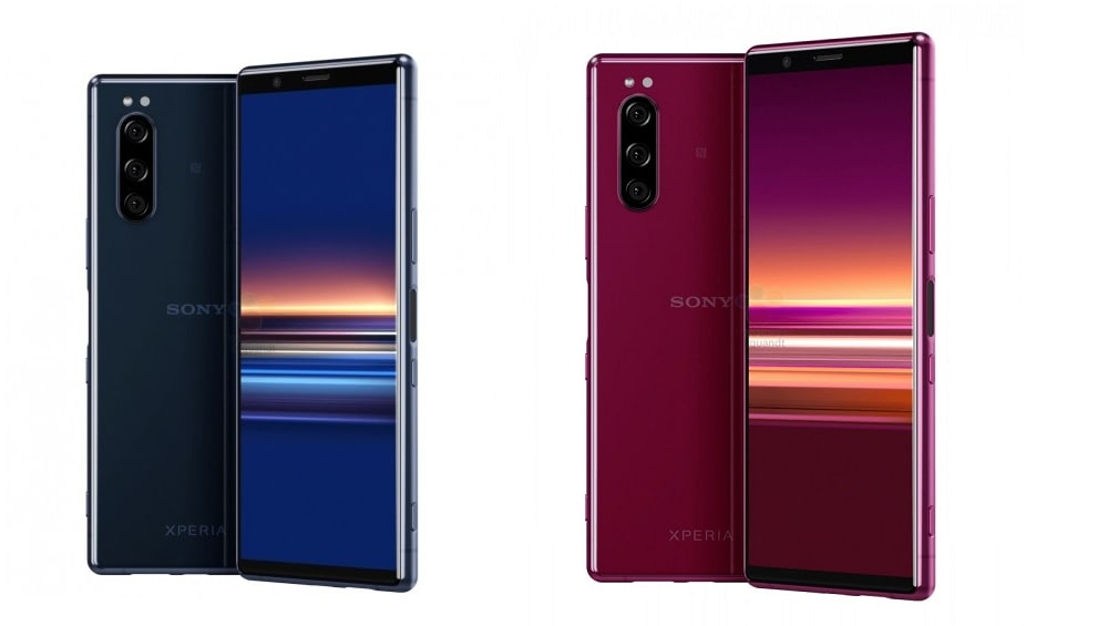 Sony Xperia 2 Leaked Renders Surfaced Online