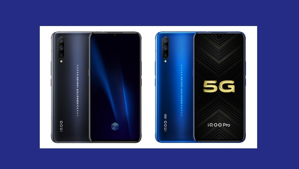 Photo of Vivo iQOO Pro and iQOO Pro 5G Get Official