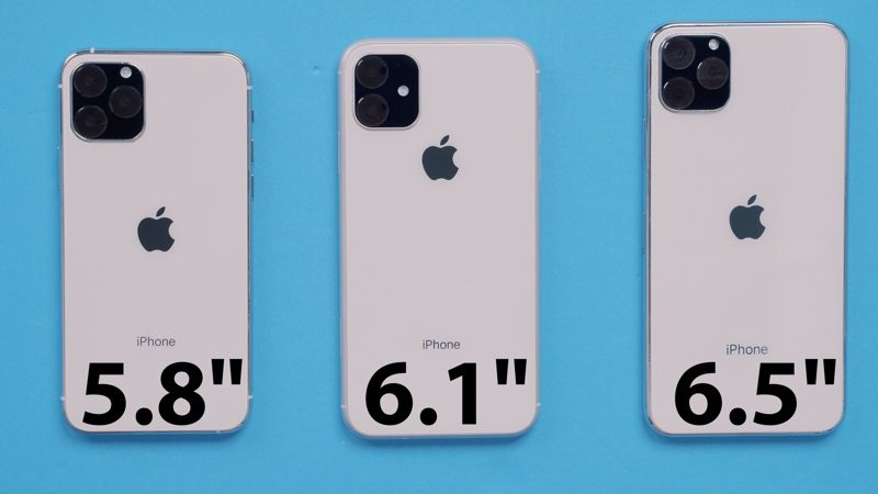 2019 Apple iPhone Spec Sheet: